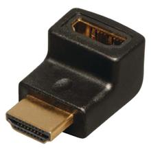 See Details - HDMI® Male to Female Right-Angle Up Adapter