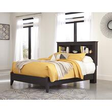 Reylow Queen Panel Footboard With Rails
