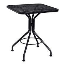 """See Details - Mesh Contract+ 24"""" Square Bistro Table"""
