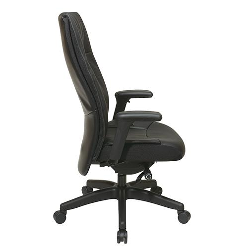 Contemporary Leather Executive Chair