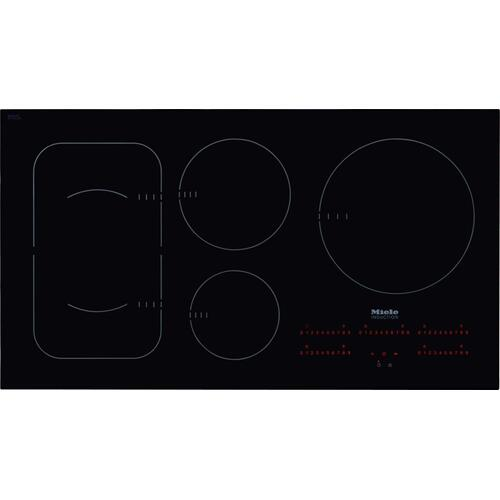 KM 6375 - Induction Cooktop with PowerFlex cooking area for maximum versatility and performance.