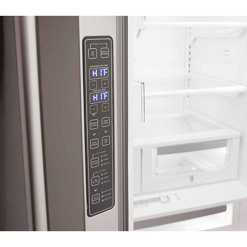 Ivory Mercury French Door Refrigerator
