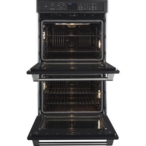"""GE Cafe - GE Cafe™ Series 30"""" Built-In Double Convection Wall Oven"""