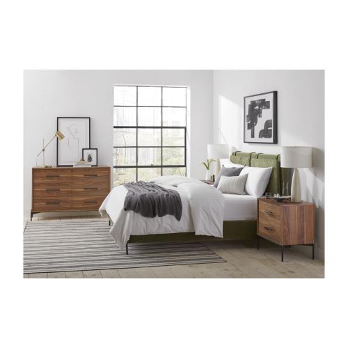 Bobby Berk Kirkeby Upholstered California King Bed