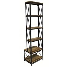 Narrow Industrial Shelf