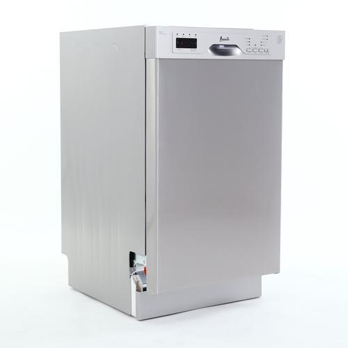 "Avanti - 18"" Built In Dishwasher"