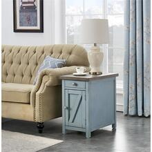 See Details - Chairside Accent Table