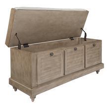 Dover Storage Bench