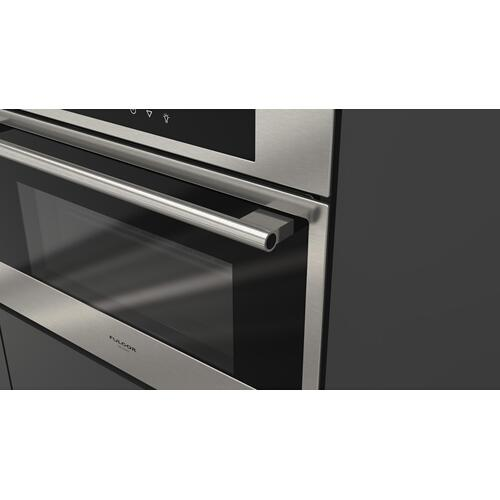 Compact Steam Oven - Stainless Steel