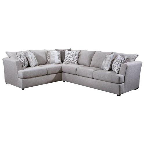 8009 Sarasota Left Arm Facing Bump Sofa