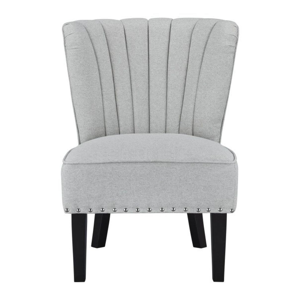 Emporium Accent Chair, Greystone