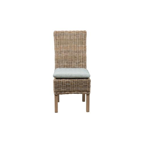 Side Chair, Available in Grey Wash or Royal Oak Finish.