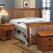 Bungalow Mission Bedroom Collection Product Image