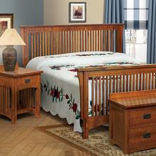 See Details - Bungalow Mission Bedroom Collection