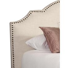 CHARLOTTE - FLOUR Queen Headboard 5/0 (Natural)