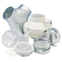 Inline Exhaust Fan Kit