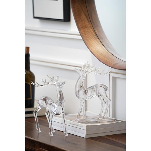 S/2 Deer Decor