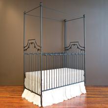 See Details - Parisian 3 In 1 Crib Distressed Black