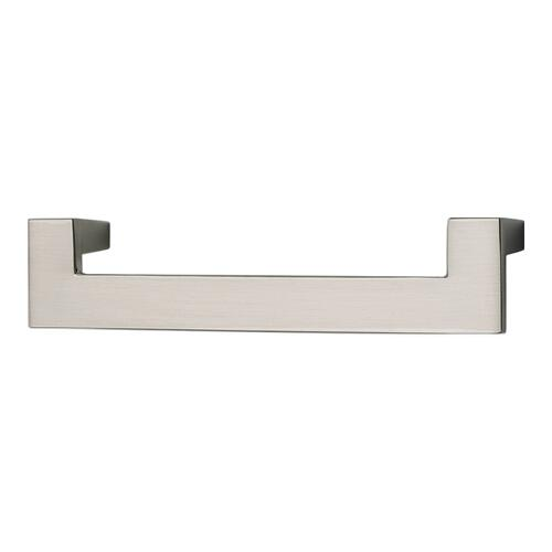 U Turn Pull 5 1/16 Inch (c-c) - Brushed Nickel