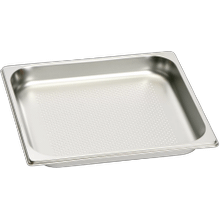 Full Size Stainless Steel Pan (Perforated) GN124230