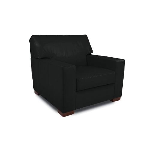 Sierra Black - Leather