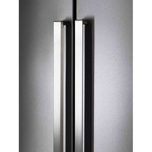 36 inch Freestanding French Door Stainless