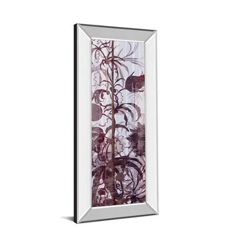 "Classy Art - ""Climbers I"" By James Burghardt Mirror Framed Print Wall Art"