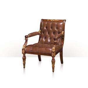 Theodore Alexander - Regency Library Chair, Hurlingham