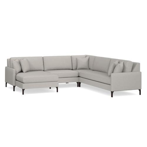 Bassett Furniture - Serafina U-Shaped Sectional
