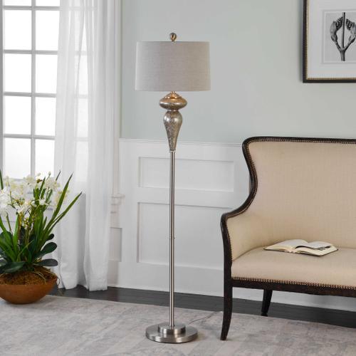 Uttermost - Vercana Floor Lamp, 2 Per Box