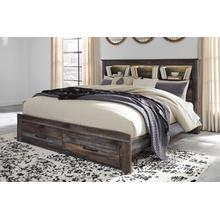 Drystan Queen Storage Footboard
