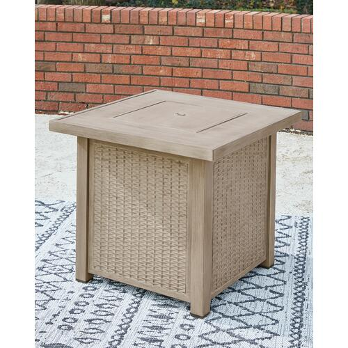Lyle Fire Pit Table
