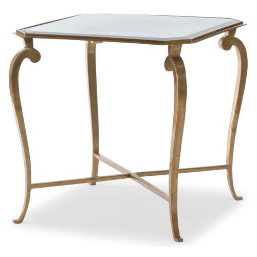 Maitland-Smith - GLISS SQUARE LAMP TABLE