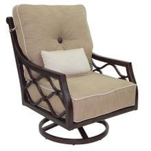 View Product - Villa Bianca High Back Cushioned Lounge Swivel Rocker