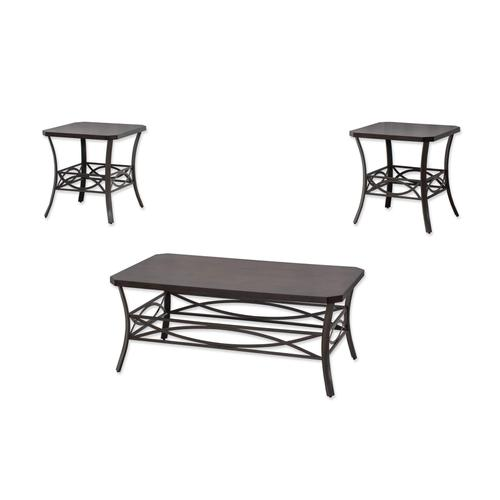 Gallery - 7335 3-Pack Occasional Tables