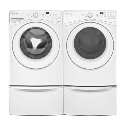 Gallery - 7.3 cu. ft. Duet® High Efficiency Front Load Electric Dryer with ENERGY STAR® Qualification