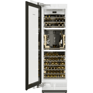 KWT 2671 ViS - MasterCool Wine Conditioning Unit For high-end design and technology on a large scale.