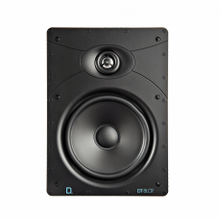 DT Custom Install Series Rectangular In-Wall Speaker