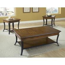 See Details - Plank End Table