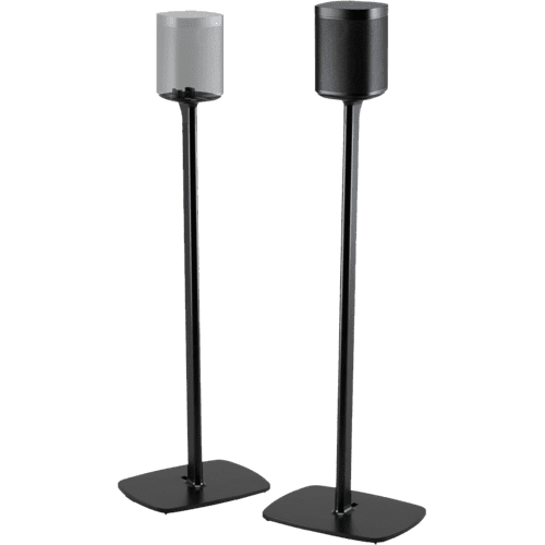 Black- Flexson Floor Stand (Pair)