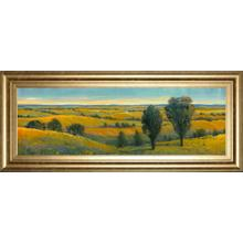"""""""Picturesque Scene Il"""" By Tim Otoole Framed Print Wall Art"""
