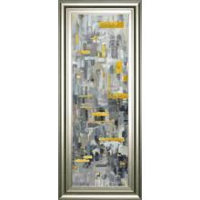 """Reflections Il"" By Danhui Nai Framed Print Wall Art"