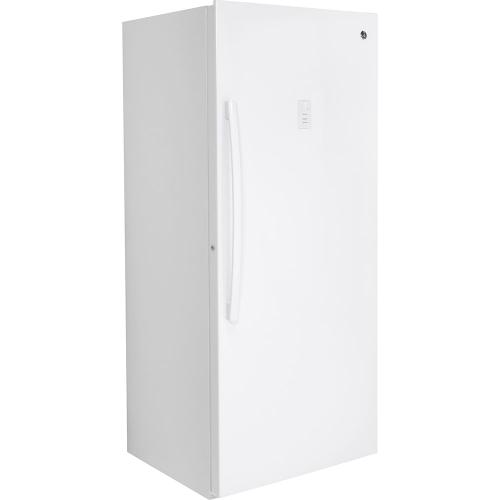 GE 21.3 Cu. Ft. Frost Free Upright Freezer - FUF21SMRWW