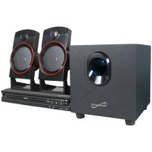 See Details - 2.1-Channel DVD Home Theater System