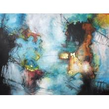 Modrest ADD3231 - Abstract Oil Painting
