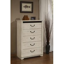 CHEST - Antique White