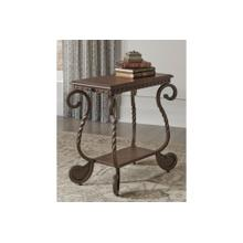 See Details - Ashley Rafferty Chair Side End Table