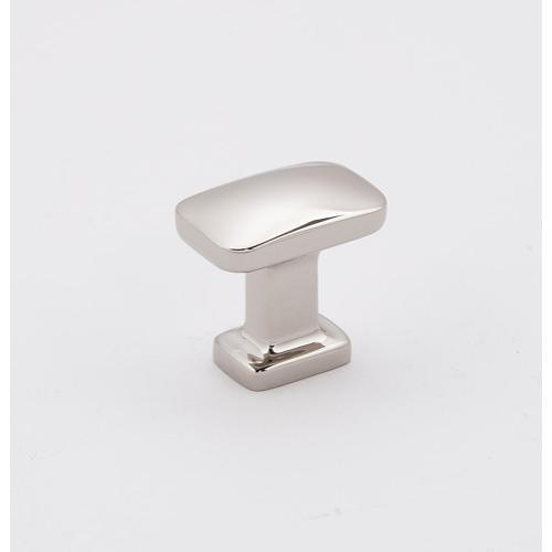 "CLOUD 1"" KNOB A252-1 - Polished Nickel"