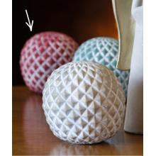 Decorative Ball, Red