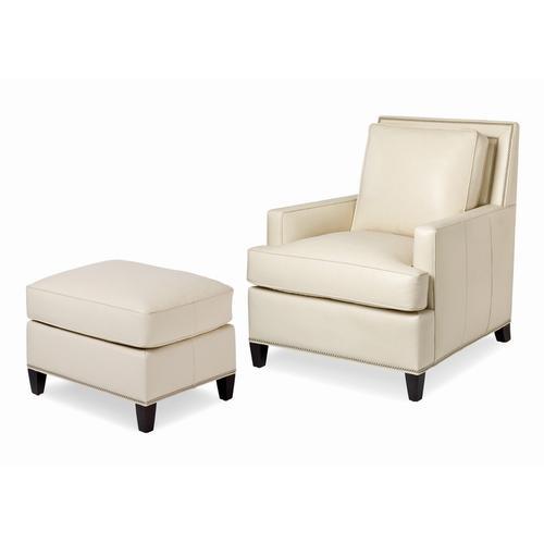 Arrington Chair and Ottoman